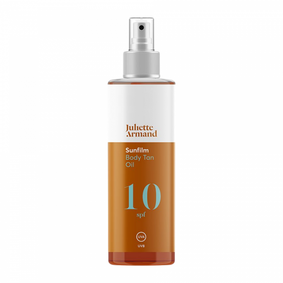 Body Tan Oil SPF10